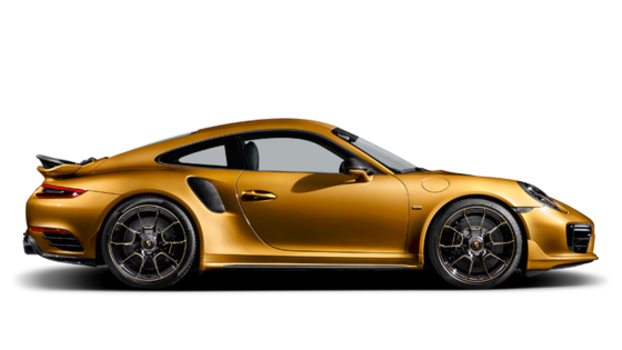 Garage Bellevaux - Nouvelle 911 Turbo S Exclusive Series